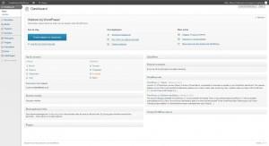 WordPress dashboard - Handleiding WordPress door Compass Creations webdesign Gouda