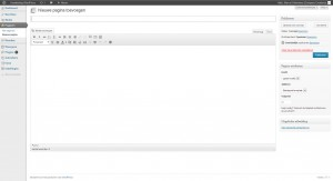 WordPress pagina nieuw toevoegen - Handleiding WordPress door Compass Creations webdesign Gouda