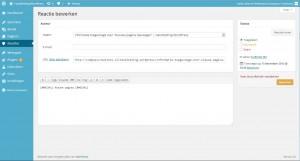 WordPress reacties - bewerken - Handleiding WordPress door Compass Creations webdesign Gouda
