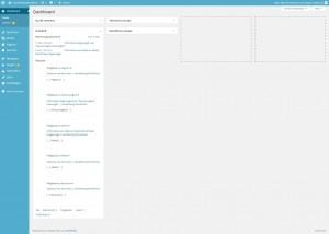 WordPress reacties - dashboard - Handleiding WordPress door Compass Creations webdesign Gouda