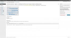 WordPress media - Media bewerken - Handleiding WordPress door Compass Creations webdesign Gouda