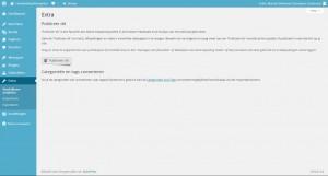 WordPress extra - beschikbare middelen - Handleiding WordPress door Compass Creations webdesign Gouda