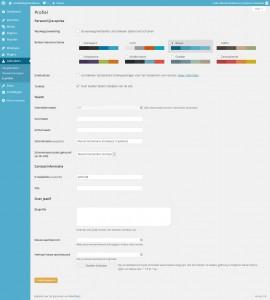 WordPress gebruikers - je profiel - Handleiding WordPress door Compass Creations webdesign Gouda
