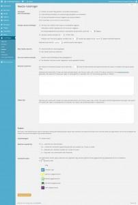 WordPress instellingen - reacties - Handleiding WordPress door Compass Creations webdesign Gouda