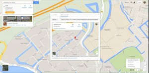 Google maps kaart toevoegen - Compass Creations webdesign Gouda
